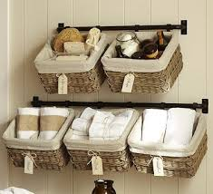 Storage Ideas For Bathroom Bathroom Shelves Bathroom Towel Storage Ideas Baskets Storing