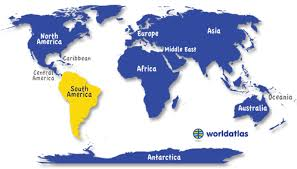 america in world map where is south america on the world map cyndiimenna