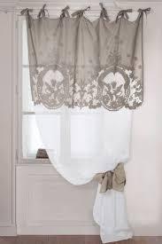 idee tende tende tende per finestre shabby chic curtains oltre 25 fantastiche