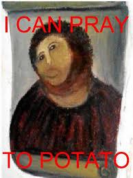 Potato Jesus Meme - potato jesus know your meme