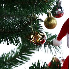online get cheap silver christmas tree ornaments aliexpress com