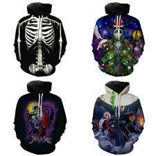 nightmare before hoodie ebay