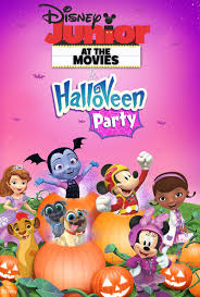 disney junior at the movies halloveen party in select theaters