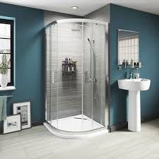 Shower Tray And Door by What To Consider When Choosing A Shower Enclosure
