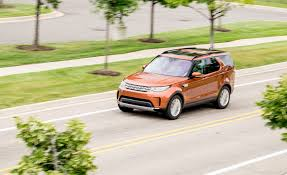 original land rover 2017 land rover discovery td6 diesel test review car and driver