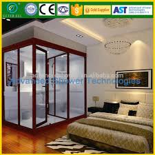 Modular Bathroom Designs by Frp Prefabricated Modular Bathroom Design Shower Cabin Toilet Unit