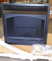 Vent Free Lp Gas Fireplace by Vail Premium Vent Free Propane Fireplace With Remote Ready