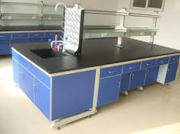 Science Lab Benches Lab Island Bench Working Bench For Testing High Science Lab