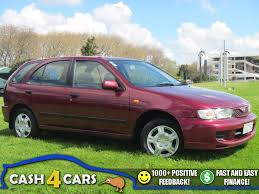 1999 nissan pulsar nz new auto hatchback cash4cars sold