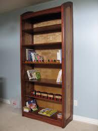 son u0027s maple bookcase finewoodworking