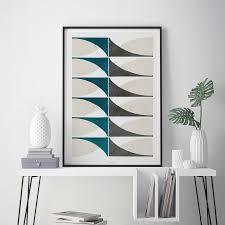 living room prints geometric wall art abstract art prints living room prints