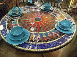 Mosaic Patio Furniture by Gallery Of Extraordinary Mosaic Patio Tables In Patio Remodel