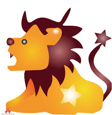 colored lion cartoon clipart design free clipart design download