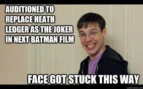 Face Replace Meme - goofy face memes quickmeme