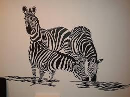 design wall painting design beautiful wall paper with animal design beautiful wall paper with animal zebra the african feel painting design