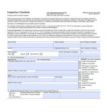 Home Inspection Template Excel Home Inspection Form Standardized Home Inspection Reports Home