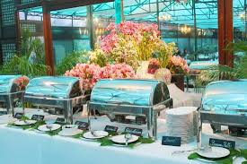 Buffet Set Up by Buffet Set Up Picture Of Sonya U0027s Secret Garden Tagaytay