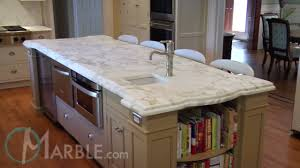 calacatta oro marble kitchen countertops marble com youtube