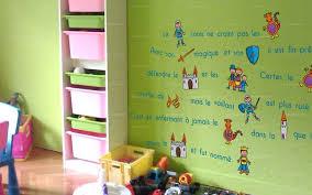 stickers chambre d enfant stickers histoire de chevalier