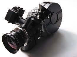 movie cameras retro thing