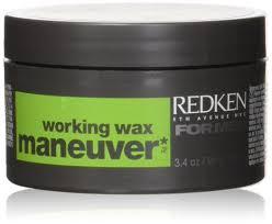 amazon com redken work hard molding paste for men 3 4 ounce
