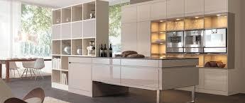 cuisine avec etagere cuisine avec étagère de séparation leicht photo 9 15 un