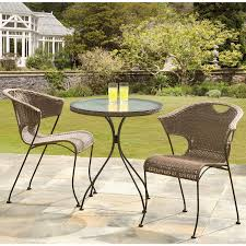 Tall Patio Table And Chairs by Furniture Interesting Bistro Set For Modern Outdoor Room Design