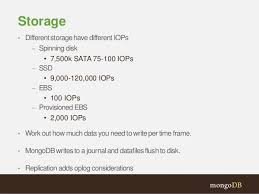 Storage Capacity Planning Spreadsheet by Capacity Planning For Your Growing Mongodb Cluster