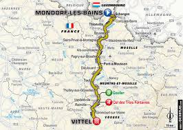Tour De France Map by Tour De France Live Stage 4 Updates And Latest News From The Race