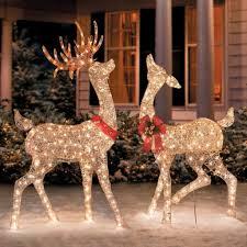 outdoor deer decorations decoration image