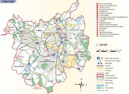 Map Of Czech Republic Large Ostrava Maps For Free Download And Print High Resolution