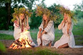 traditions intertwined russian pagan rituals