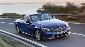 Mercedes C Class Coupe Convertible Mercedes Launches C Class Cabriolet In Geneva Auto Trader Uk