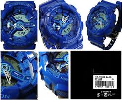 light blue g shock watch buy casio g shock ga110bc 2a x baby g royal blue x large lustrous