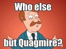 Quagmire Meme - so about new yorick