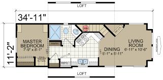 Park Model Home Floor Plans by Park Model Rv 509 Loft Athens Park Homes Champion Homes