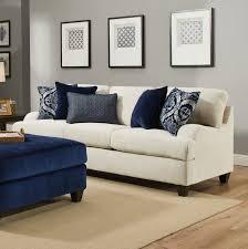 Blue Sleeper Sofa Three Posts Simmons Upholstery Hattiesburg Sleeper