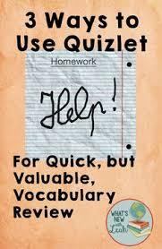 Business Letter Quizlet Quizlet Create Online Quizzes And Study Sets Web 2 0 Tools For