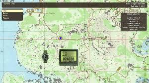 Dayz Maps Dayz How To Set A Map Marker In Dayz Youtube