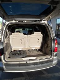 Chevy Venture Interior Wheelchair Van Oasis