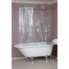 Inch Shower Curtain Rod - bathroom wrap around shower curtain rod for tub yatour info