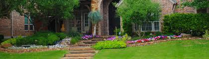 spring landscaping spring summer seasonal color stewart lawncare landscape