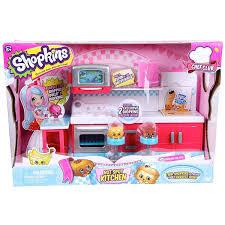 Kitchen Collectibles Shopkins Spot Kitchen Playset U2013 Maziply Toys U0026 Collectibles