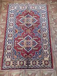 3x4 Area Rugs Carpet Dramatic Medallion Handmade Area Rug 3x4 Kazak Paki Afghan