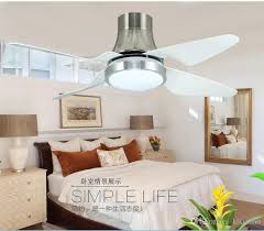 Living Room Ceiling Fans With Lights by 2017 Ceiling Fan Lights Fan Light With Remote Control Simple Led