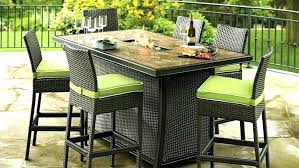 high top patio table and chairs high bistro patio set medium size of bistro sets metal bistro set