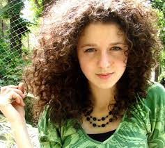 thick coiled hair cute simple hairstyles for thick curly hair hairsstyles co