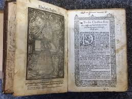 prayer book in a booke of christian prayers 1578 elizabeth s prayer book