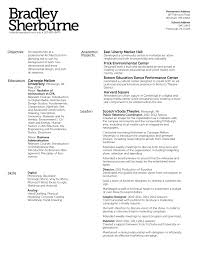 Best Resume Format For Assistant Professor by Three Column Resume Template Resume For Your Job Application