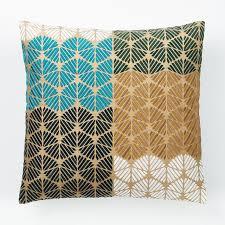 24x24 Decorative Pillows Decorative Pillows West Elm